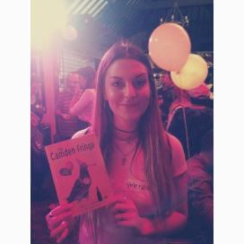 Camden Fringe Launch Party: Velenzia Spearpoint