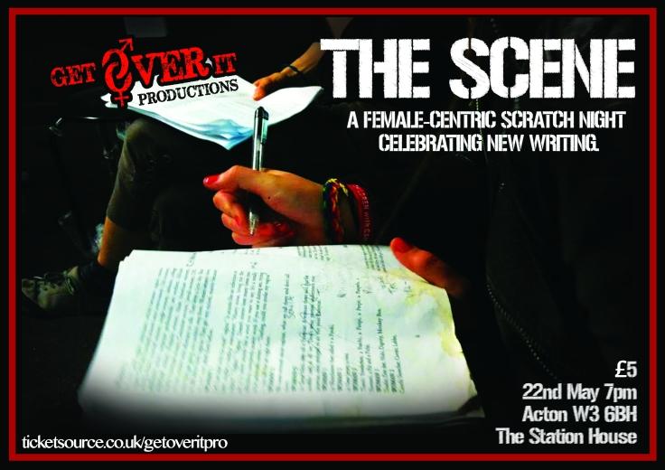 The Scene Poster